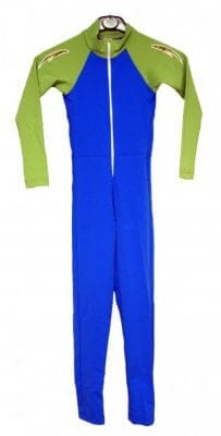 Long Winter Compression Suit For Children