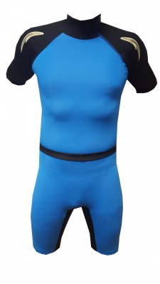 Two Part Adult Compression Suit
