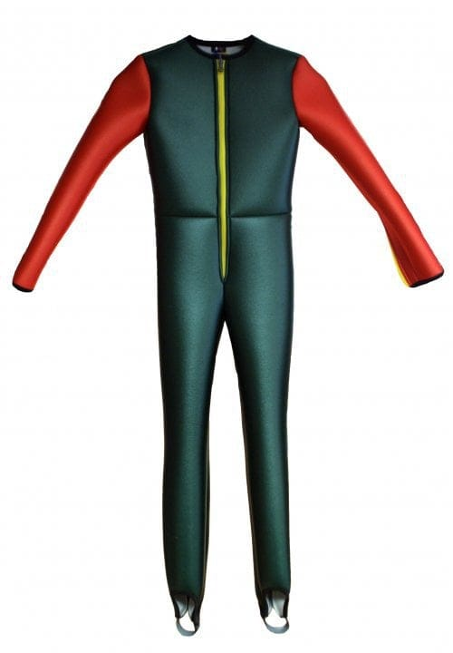 Ski Jumping Suit For Kids Size 130
