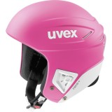 Uvex Race + Pink-White